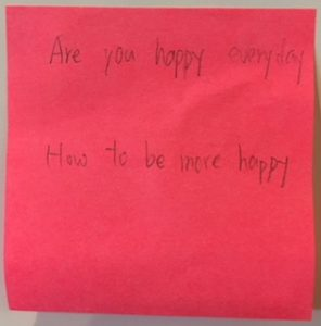 Are you happy every day, How to be more happy