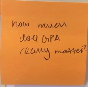 How much does GPA really matter?