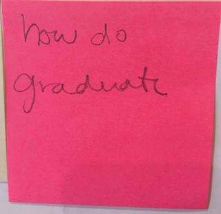 how do graduate