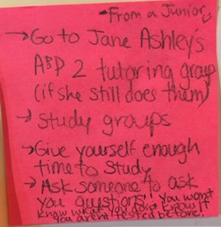 Go to Jane Ahsley's A & P II tutoring group (if she still has them)