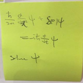 [Quantum mechanics equation] Solve Ψ
