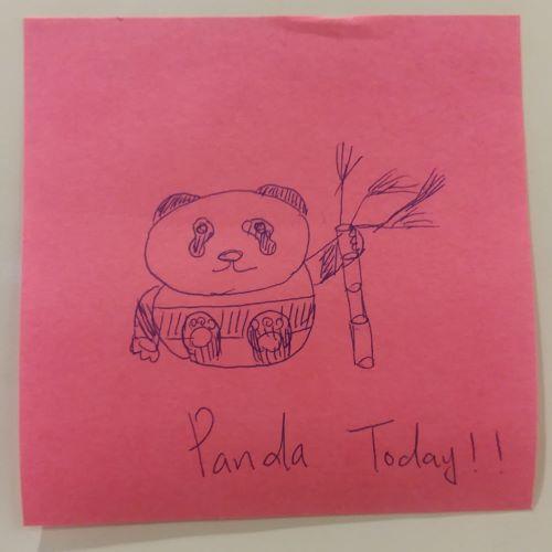 Panda Today!!