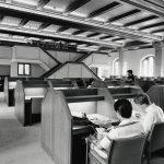 Kresge Reading Room, Bapst Library