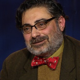 Professor Salameh during his interview