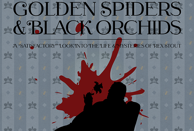 Golden Spiders and Black Orchids