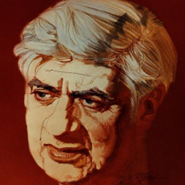 Painting of Tip O'Neill