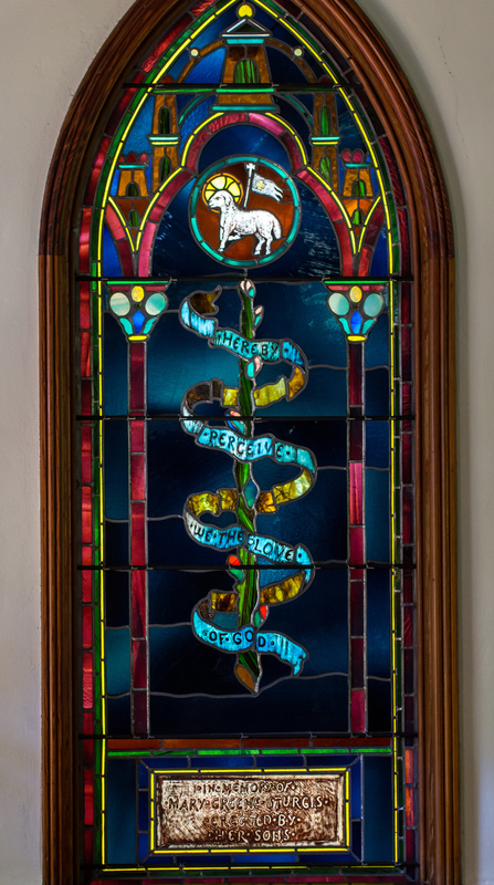 Mary Greene Memorial Window
