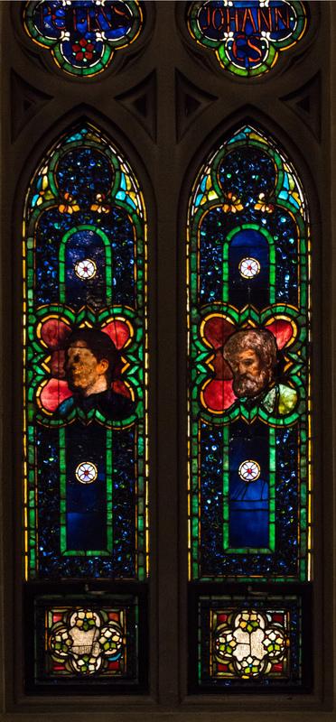 George Whitney Smith Memorial Window, 1883