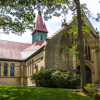 Houghton Chapel, Wellesley College