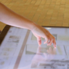 Multi-Touch Tables Offer a New Way to Experience Our Materials