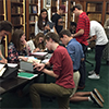 Developing the Instruction Program at John J. Burns Library