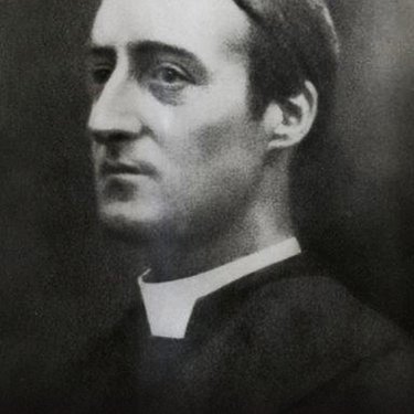 Photograph of Gerard Manley Hopkins