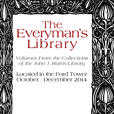 The Everyman's Library poster