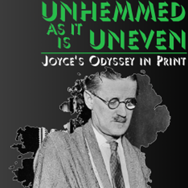 Unhemmed As It Is Uneven Poster