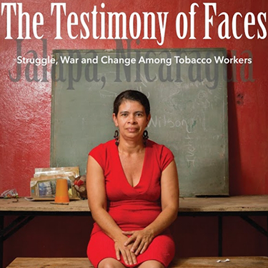 The Testimony of Faces exhibit poster