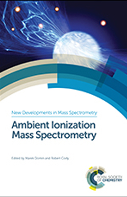 Cover of Ambient Ionization Mass Spectrometry
