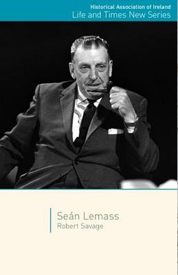 Seán Lemass book cover