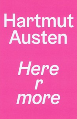 A bright pink book cover
