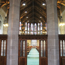Bapst Library home page