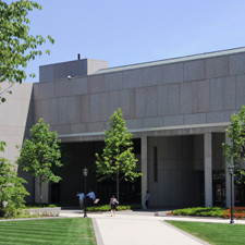 O'Neill Library home page