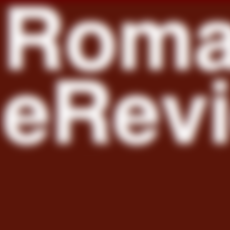 Screencap of header reads Romance Review
