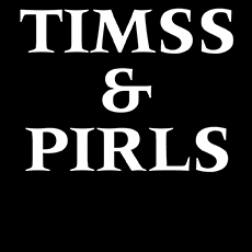 TIMSS and PIRLS logo