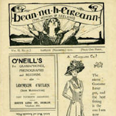 Old publication titled the Women of Ireland