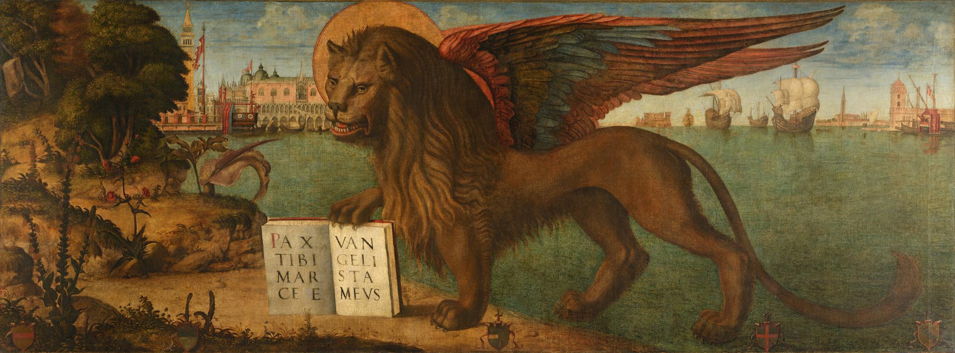 Carpaccio: Lion of St. Mark